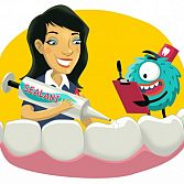 Dental Sealants for Kids and Teens