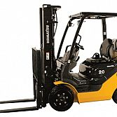 KOMATSU FORKLIFTS IN NEW JERSEY AND NEW YORK