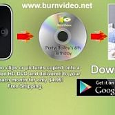Save Phone Videos to DVD
