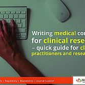 Writing Medical Content For Clinical Research
